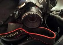 كاميرت تصوير كانون إحترافية بحالة ممتازة