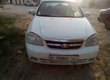 Gasoline Fuel/Power   Daewoo Lacetti 2008
