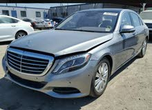 For sale 2014 Silver S550