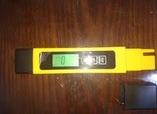 فرصة جهاز TDS قياس نسبة الاملاح في الماء بجراب جلد انيق