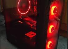 كمبيوتر العاب بكرت RTX 2080 ومعالج Core i7