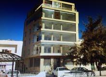 عمارة تجارية للايجار 6 ادوار شارع ميزران طرابلس