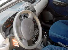 Gasoline Fuel/Power   Fiat Punto 2002