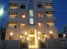 Al Hashmi Al Shamali neighborhood Amman city - 135 sqm apartment for sale