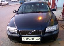 Volvo S80 2000 For sale - Blue color