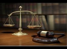 أبحث عن مستشار قانوني