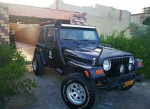 Used condition Jeep Wrangler 2005 with 0 km mileage