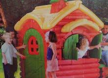 بيوت واكواخ لأطفال الحضانات والروضات