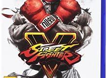 لعبة القتال الرائعة Street Fighter للبليستيشن 4 PS4