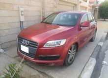 Gasoline Fuel/Power   Audi Q7 2007