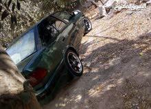 Manual Green Daewoo 1995 for sale