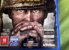 شريط Call of duty world war 2