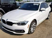 BMW 330 car for sale 2017 in Zarqa city