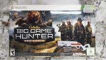 Top Shot Fearmaster Gun For Xbox 360 يد تحكم بمجس نبض