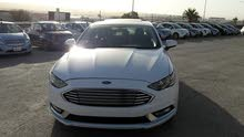 Ford Fusion 2018 For sale - White color