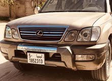 Lexus LX car for sale 2004 in Tripoli city