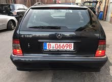 Used condition Mercedes Benz C 180 1999 with 170,000 - 179,999 km mileage