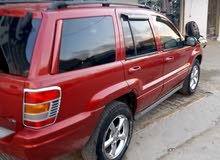 Jeep Grand Cherokee 2002 - Automatic