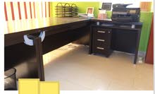 2 new massive office tables new