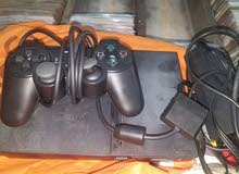 A Playstation 2 device up for sale for video game lovers