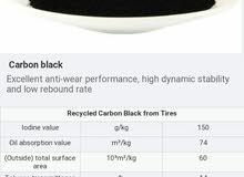 ( كاربون بلاك ) carbon black