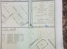 أرض سكنية كورنر في سيح الأحمر للبيع او سقب ببيت