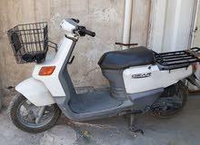 دراجة نارية نوع بيكب جيري