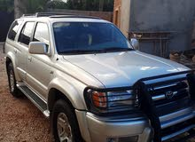 Grey Toyota 4Runner 2002 for sale