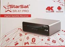 المدمر ستارسات برو حصريا لدينا الان  X1 Pro 4K ستارسات