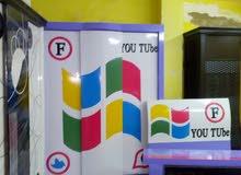 غرف الاطفال الشبابي