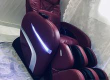 كرسي مساج كامل الجسم نظيف استخداماته قليله جداً