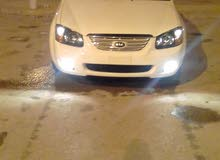 For sale Kia Spectra car in Benghazi