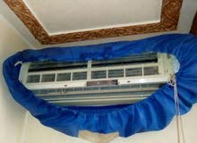 Air condition cleaning and washing