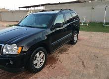 For sale 2007 Black Grand Cherokee