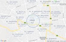 apartment in Irbid Al Hay Al Sharqy for rent