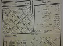 للبيع ارض في حي الشعثاء