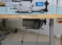 ماكينة رشة موديلkingtexشبه الجديدة
