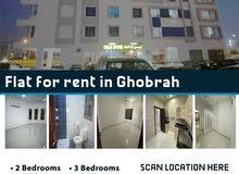 Flat for Rent in Ghobrah