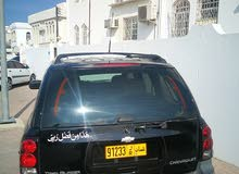 180,000 - 189,999 km Chevrolet TrailBlazer 2005 for sale