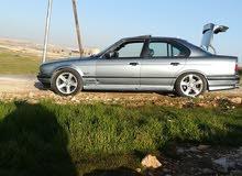 للبيع أو البدل البدل BMW 520 فل الفل محدثه كامل 1995 معلومات مخيفه