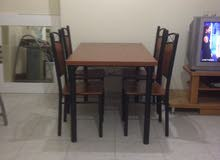 Dining Table Set for AED 250 Only