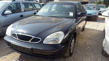 Manual Black Daewoo 2001 for sale