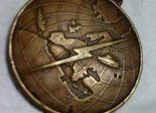 وسام ذكرى حرب العالمية الثانية للملك عبدالله الاول المؤسس