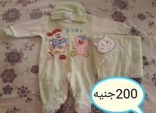 ملابس اطفال مستعملا
