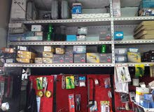 للبيع في جدة تصفية محل مواد بناء مع مستودع
