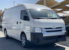 Toyota Hiace 2019 Van Ref#596