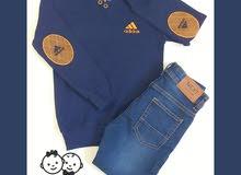 ملابس خريفية وشتوية للأولاد (قطاعي)
