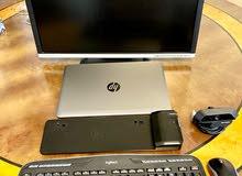 HP Laptop workplace