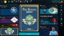 حساب FIFA 2021 mobile للبيع
