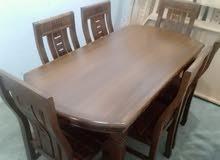 Table de salla a manger